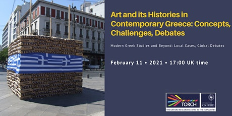 Art and its Histories in Contemporary Greece: Concepts, Challenges, Debates tickets