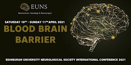 EUNS International Conference 2021: Blood Brain Barrier tickets