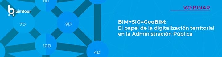 Imagen de BIM+SIG=GeoBIM. El papel de la digitalización territorial en la AAPP