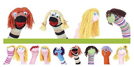 Craft Jam: Sock Puppet Make 'n Shake! tickets