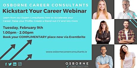 Kickstart Your Career: Expert Advice from Osborne Career Consultants tickets