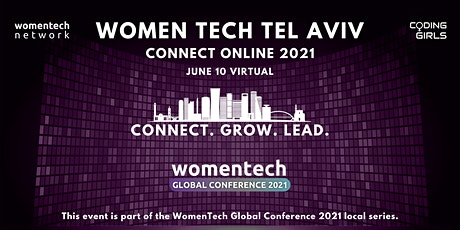 WomenTech Tel Aviv - Connect Online (Employer Tickets) tickets