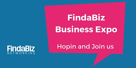 FindaBiz Business Expo tickets
