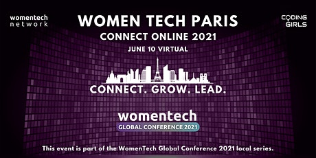 WomenTech Paris - Connect Online (Employer Tickets) billets