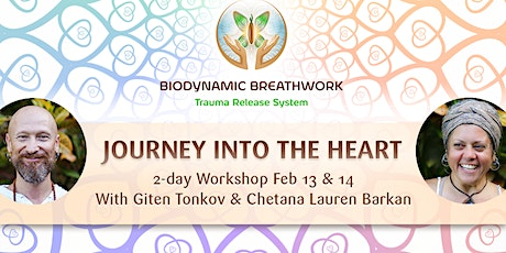 Journey Into The Heart - 2-Day BBTRS Workshop tickets