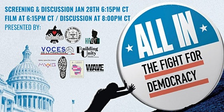 All In - Virtual Screening & Discussion tickets