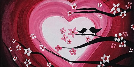 Valentines Virtual Paint Party tickets