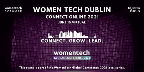 WomenTech Dublin - Connect Online (Employer Tickets) tickets