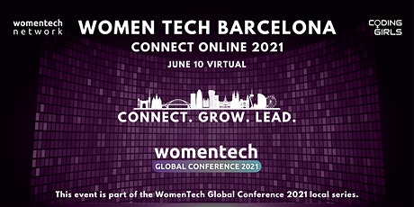 WomenTech Barcelona - Connect Online (Employer Tickets) entradas