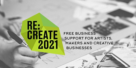 Re:Create 2021: What can Wandsworth creative business do to be stronger? tickets