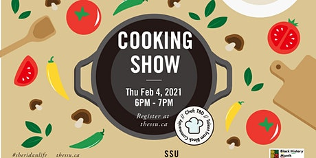 BHM Cooking Show tickets