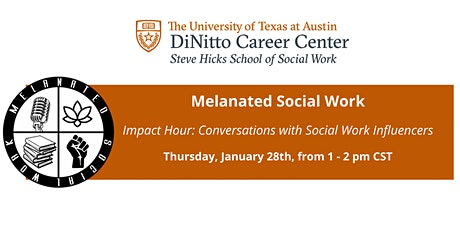 Impact Hour:  Melanated Social Work tickets