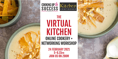 The Virtual Kitchen: tickets
