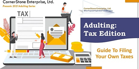 Adulting: Tax Edition tickets