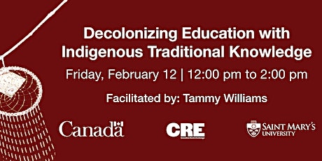 Decolonizing Education with Indigenous Traditional Knowledge tickets