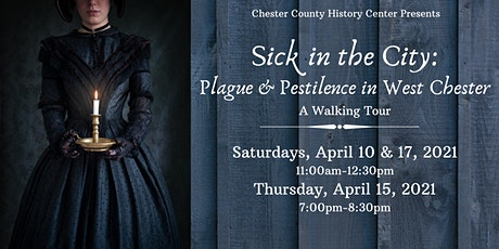 Sick in the City: A Walking Tour of West Chester tickets