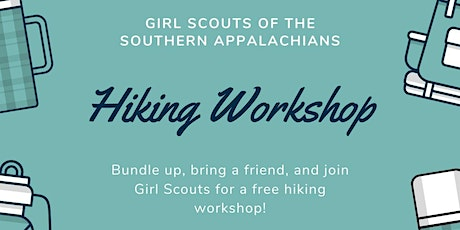 Girl Scouts Hiking Workshop tickets