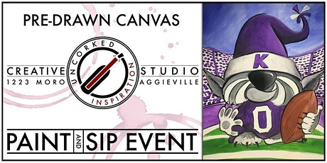 Paint & Sip | William the Wild Gnome tickets