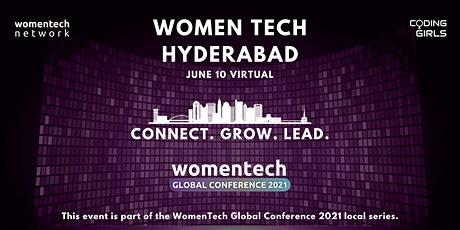 WomenTech Hyderabad - Connect Online (Employer Tickets) tickets
