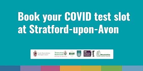 Stratford COVID Community Testing Site - 31st January tickets