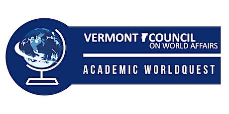 Academic World Quest 2021 Tickets