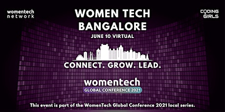 WomenTech Bangalore - Connect Online (Employer Tickets) tickets
