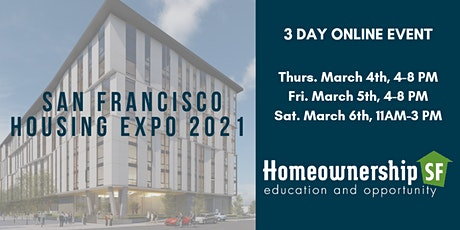 SF Housing Expo 2021 Tickets