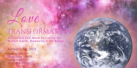 Love Transformation Full Moon Ceremony tickets