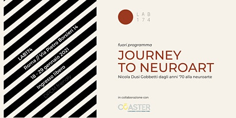 """Mostra d'arte privata - """"Journey to neuroart"""" - Nicola Dusi Gobbetti biglietti"""