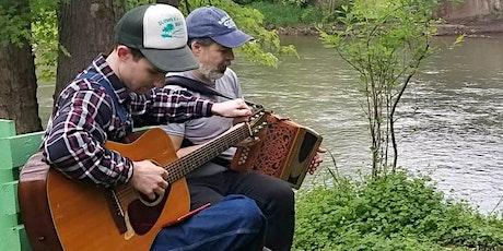 Fish Harmonics: Virtual Concert tickets