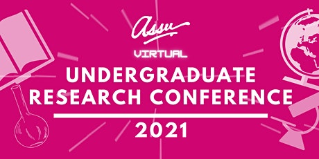 2021 Undergraduate Research Conference tickets
