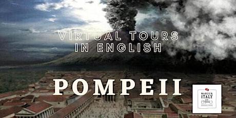A Virtual Tour of POMPEII tickets