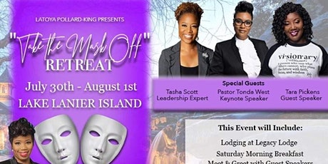 Take the Mask Off Retreat tickets