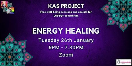 Energy Healing tickets