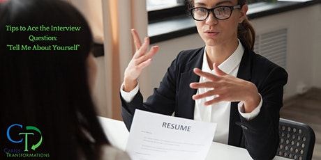 """Tips to Ace the Interview Question: """"Tell Me About Yourself"""" tickets"""