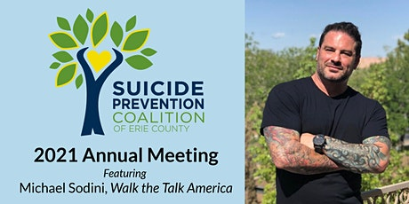 Suicide Prevention Coalition of Erie County's 2021 Annual Meeting tickets
