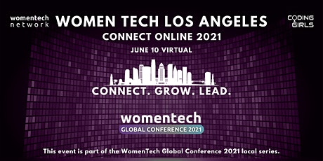 WomenTech Los Angeles - Connect Online (Employer Tickets) tickets