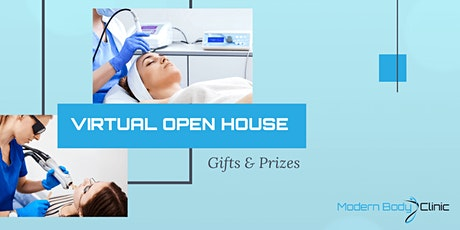 Virtual Skincare Event + Open House tickets