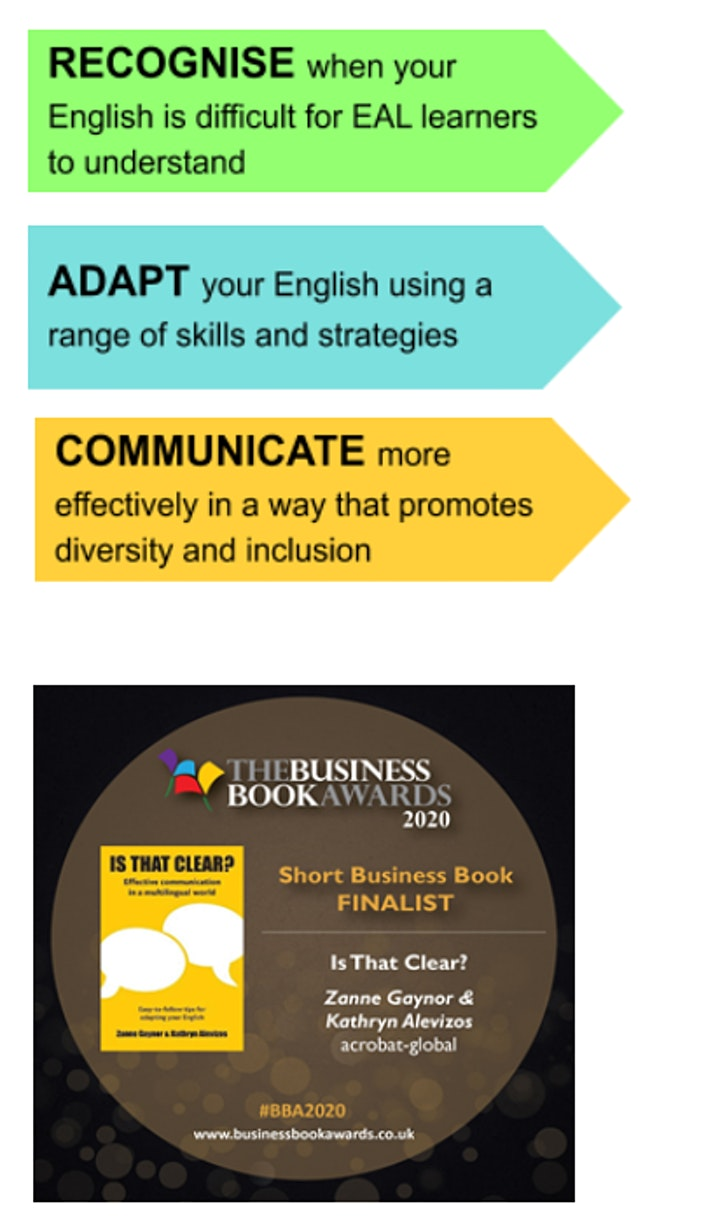 Communication strategies for supporting EAL/BAME/UASC students image