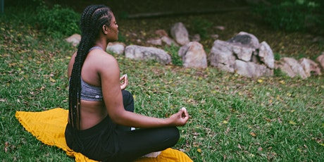 Guided Meditation + Meditation Tips to Ease Anxiety & Gain Perspective tickets