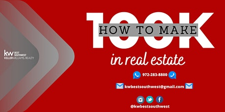 How To Make 100k In Real Estate tickets