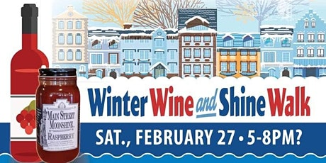 Winter Wine and Shine Walk tickets