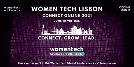 WomenTech Lisbon - Connect Online (Employer Tickets) tickets
