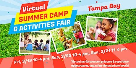 Tampa Bay Virtual Camp Fair tickets