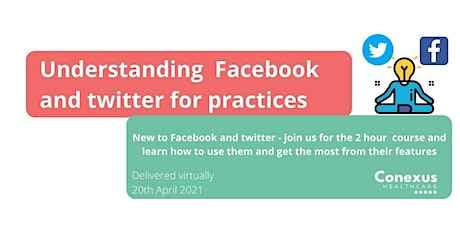 Understanding Facebook and Twitter for Practices and patient communication tickets