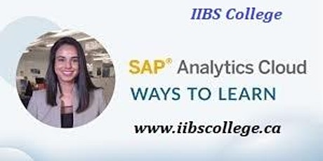 SAP Analytics Cloud Certification Training tickets