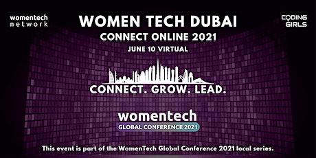 WomenTech Dubai - Connect Online (Employer Tickets) tickets