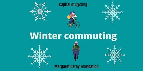 Winter commuting by bike tickets