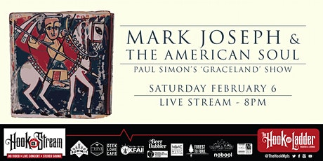 Mark Joesph & The American Soul - Live Studio Audience tickets