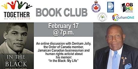 Durham Black History Month Book Club tickets
